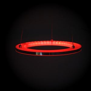 LEDペンダントライト LED天井照明 アクリル照明 一環 RGB