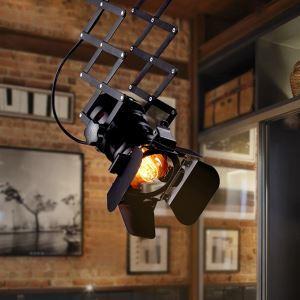 シーリングライト 天井照明 北欧照明 ロフト/工業照明 ビンテージ カメラ型 1灯