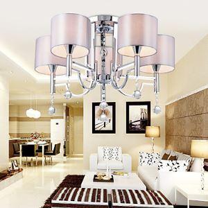 シャンデリア 天井照明 照明器具 インテリア照明 リビング照明 4灯