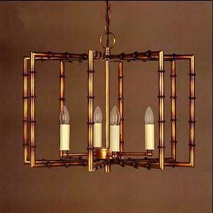 ペンダントライト ロフト/工業照明 天井照明 照明器具 インテリア照明 4灯