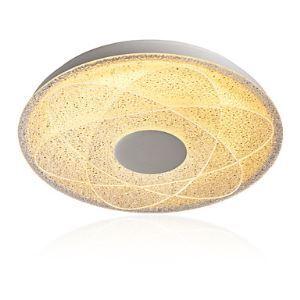 LEDシーリングライト LED天井照明 リビング照明 雪照明 OBSESS GE-18019-C 15Inch