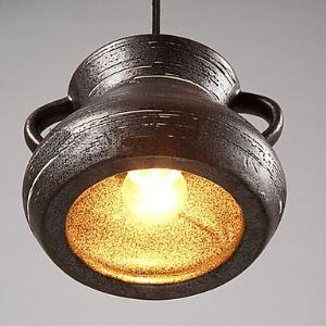 ペンダントライト 玄関照明 セラミック照明 天井照明 1灯 A