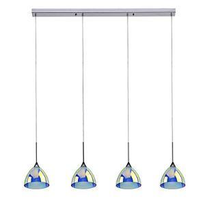 LEDペンダントライト 天井照明 照明器具 4灯 OBSESS GE-09010-4-1
