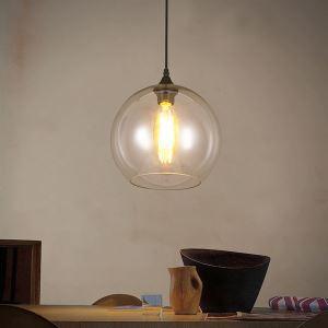 ペンダントライト 照明器具 玄関照明 店舗用照明 ガラス製 1灯 LTH4564479