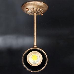 スポットライト シーリングライト 玄関照明 店舗照明 レトロな照明器具 1灯 FMS140