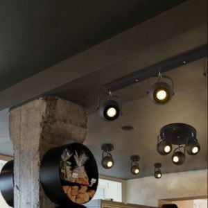 スポットライト シーリングライト 玄関照明 店舗照明 照明器具 3連円形 3灯 FMS157