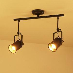 スポットライト シーリングライト 玄関照明 店舗照明 照明器具 2連 2灯 FMS166