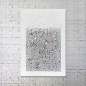 実物絵画 インテリア画 アート実物 セラミック フレームなし A 32*48inch FAREAL2501