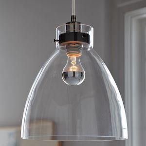 ペンダントライト 天井照明 玄関照明 ガラス 円錐形 1灯