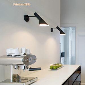 スポットライト 壁掛け照明 玄関照明 照明器具 黒色 1灯
