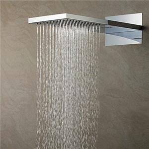 シャワーヘッド 混合栓 クロム