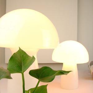 テーブルランプ 卓上照明 テーブルライト タッチセンサー キノコ型 1灯