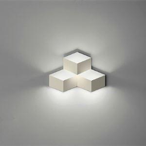壁付け照明 ウォールランプ 壁掛けライト 玄関照明 白色 3灯 FC46