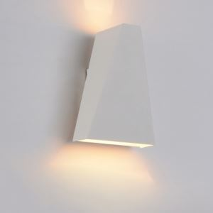 壁付け照明 ウォールランプ 壁掛けライト 玄関照明 白色&黒色 1灯