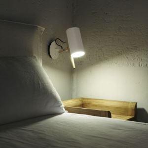 スポットライト 壁掛け照明 玄関照明 照明器具 ホワイン 1灯