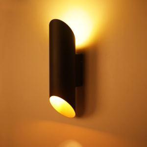 壁付け照明 ウォールランプ 壁掛けライト パイプ照明 北欧風 1灯