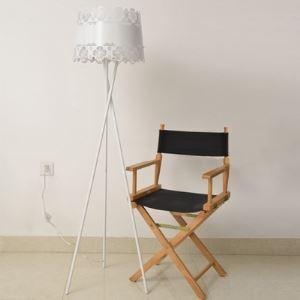 フロアスタンド スタンドライト スタンド照明器具 フロアランプ 白色 1灯 H153cm