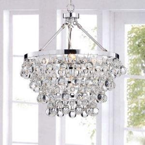 ペンダントライト クリスタル照明 天井照明 照明器具 5灯