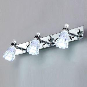 ミラ前用照明 壁掛けライト ウォールランプ 照明器具 ブラケット 3灯 BEH328288