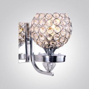 壁掛けライト 壁掛け照明 玄関照明 クリスタル たいまつ型 1灯 BEH326553