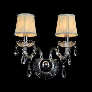 壁掛けライト 玄関照明 ウォールランプ 照明器具 クリスタル 2灯 BEH315722