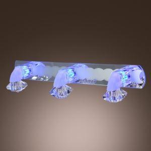 ミラ前用照明 壁掛けライト ウォールランプ 照明器具 ブラケット 3灯 BEH328343