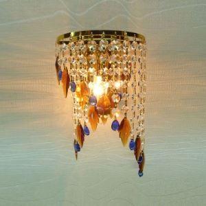 壁掛けライト ブラケット 照明器具 ウォールランプ クリスタル 1灯 BEH304311