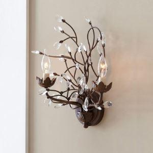 壁掛けライト ウォールランプ ブラケット 照明器具 北欧 レトロ 2灯 BEH360634