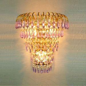 壁掛けライト ブラケット 照明器具 ウォールランプ クリスタル 3灯 BEH304297