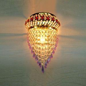 壁掛けライト ウォールランプ 照明器具 玄関照明 クリスタル 3灯 BEH304310