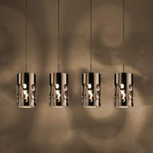 ペンダントライト 天井照明 照明器具 彫刻 4灯