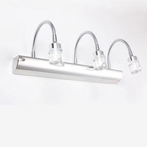 LEDミラ前用照明 壁掛けライト ウォールランプ ブラケット LED対応 3W/6W/9W