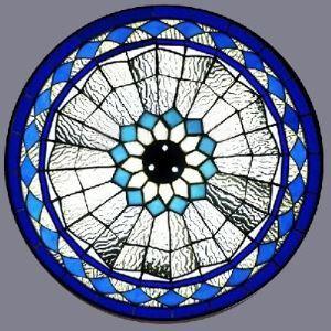 ティファニーライト シーリングライト ステンドグラス 天井照明 2灯 BEH404179