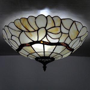 ティファニーライト シーリングライト ステンドグラス 天井照明 2灯 BEH403268