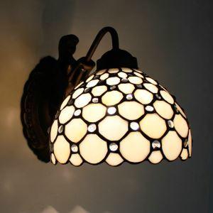 ティファニーライト 壁掛け照明 壁掛けライト ステンドグラス製照明 1灯 BEH399407