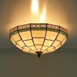 ティファニーライト シーリングライト ステンドグラス 天井照明 3灯 BEH403700