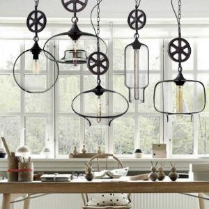 ペンダントライト 天井照明 玄関照明 インテリア照明 ガラス製 透明 1灯 BEH375234