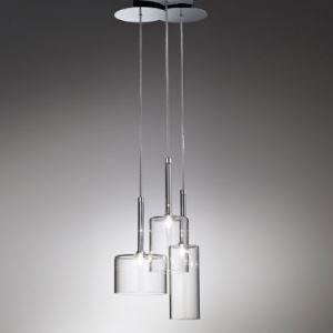 ペンダントライト 天井照明 玄関照明 インテリア照明 ガラス製 3灯 BEH374746