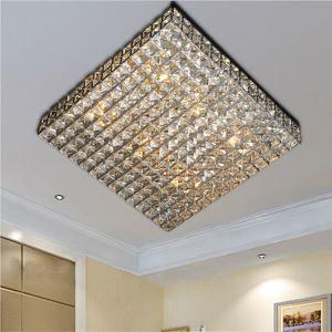 シーリングライト クリスタル照明 リビング照明 天井照明 照明器具 6灯