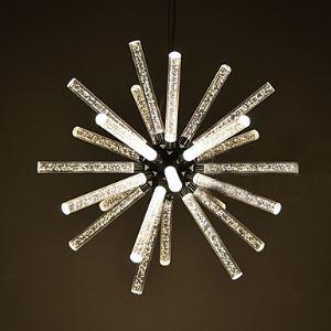 LEDペンダントライト 天井照明 子供屋照明 照明器具 放射型 24灯 LED対応 LB17786