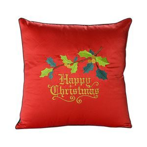 クリスマスクッションカバー 抱き枕カバー 枕カバー Merry Christmas 05-DP-012