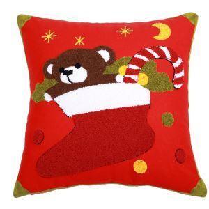 クリスマスクッションカバー 抱き枕カバー 枕カバー Merry Christmas 10-DP-001