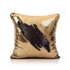 スパンコール クッションカバー 抱き枕カバー ゴージャス感 DIY描き 両色 キラキラ インテリア 12-DP-005