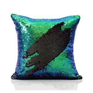 スパンコール クッションカバー 抱き枕カバー ゴージャス感 DIY描き 両色 キラキラ インテリア 12-DP-013