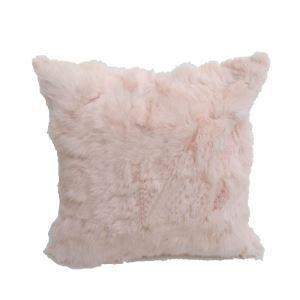 クッションカバー 抱き枕カバー フワフワ うさぎ毛皮 14DP018