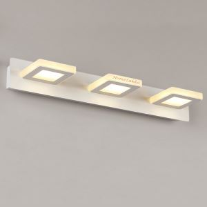 LEDミラ前用照明 壁掛けライト ウォールランプ ブラケット アクリル 9W LED対応 LB64057