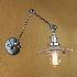 壁掛けライト ウォールランプ ブラケット 工業照明 北欧 1灯 LB22249