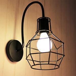 壁掛けライト ウォールランプ 玄関照明 照明器具 ブラケット 1灯 LB50312
