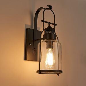 壁掛けライト ウォールランプ ブラケット 工業照明 北欧照明 1灯 LB50306