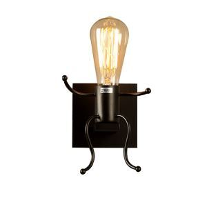 壁掛けライト ウォールランプ ブラケット 工業照明 北欧照明 1灯 LB42434